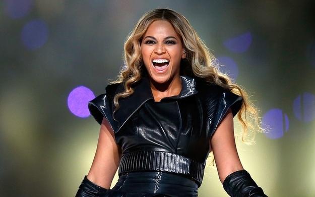 Beyonce Super Bowl Moments