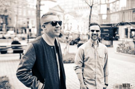 Macklemore & Ryan Lewis bw