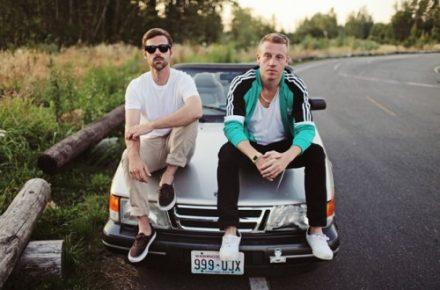 Macklemore & Ryan Lewis car