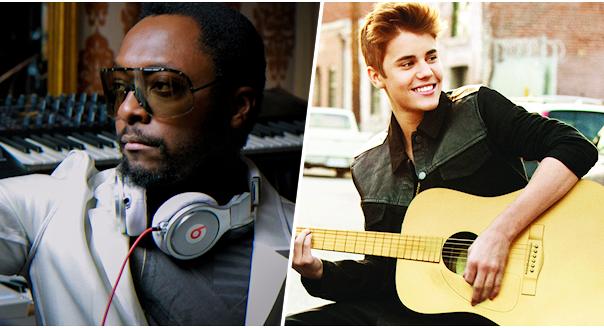 Will.i.am Justin Bieber