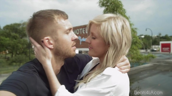 "Ellie Goulding & Calvin Harris ""I Need Your Love"" Music Video"