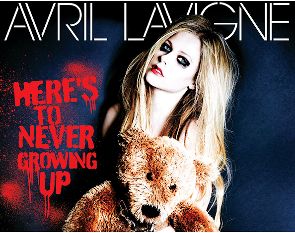 avril lavigne new music