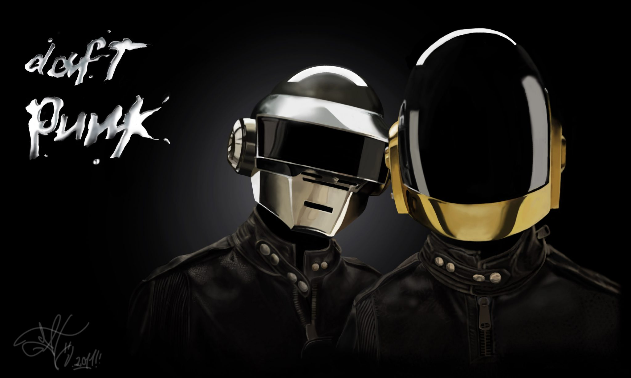 how tall is daft punk