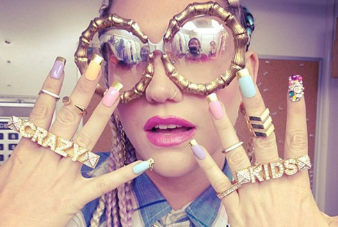 Kesha-crazy-kids