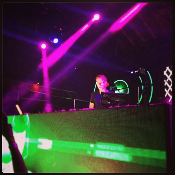 Nicky Romero Kia Forte Event Hollywood #whatsyourforte