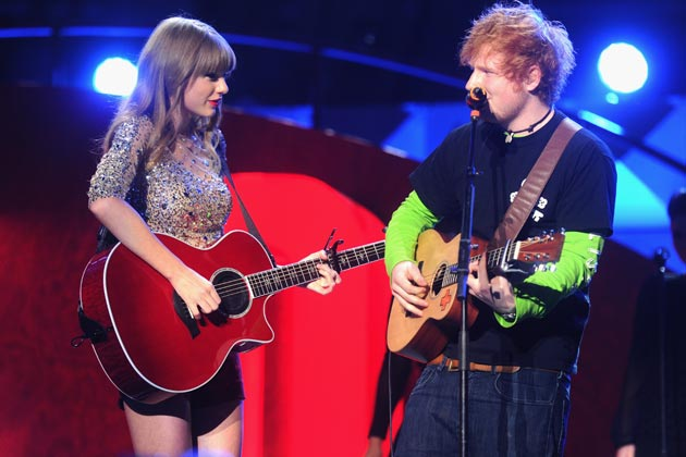 Taylor Swift & Ed Sheeran