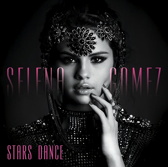 Selena Gomez Stars Dance Album Artwork
