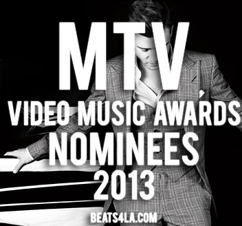 MTV VMAs 2013