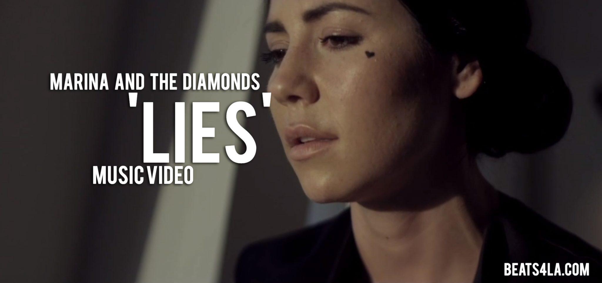 Marina and The Diamonds Lies