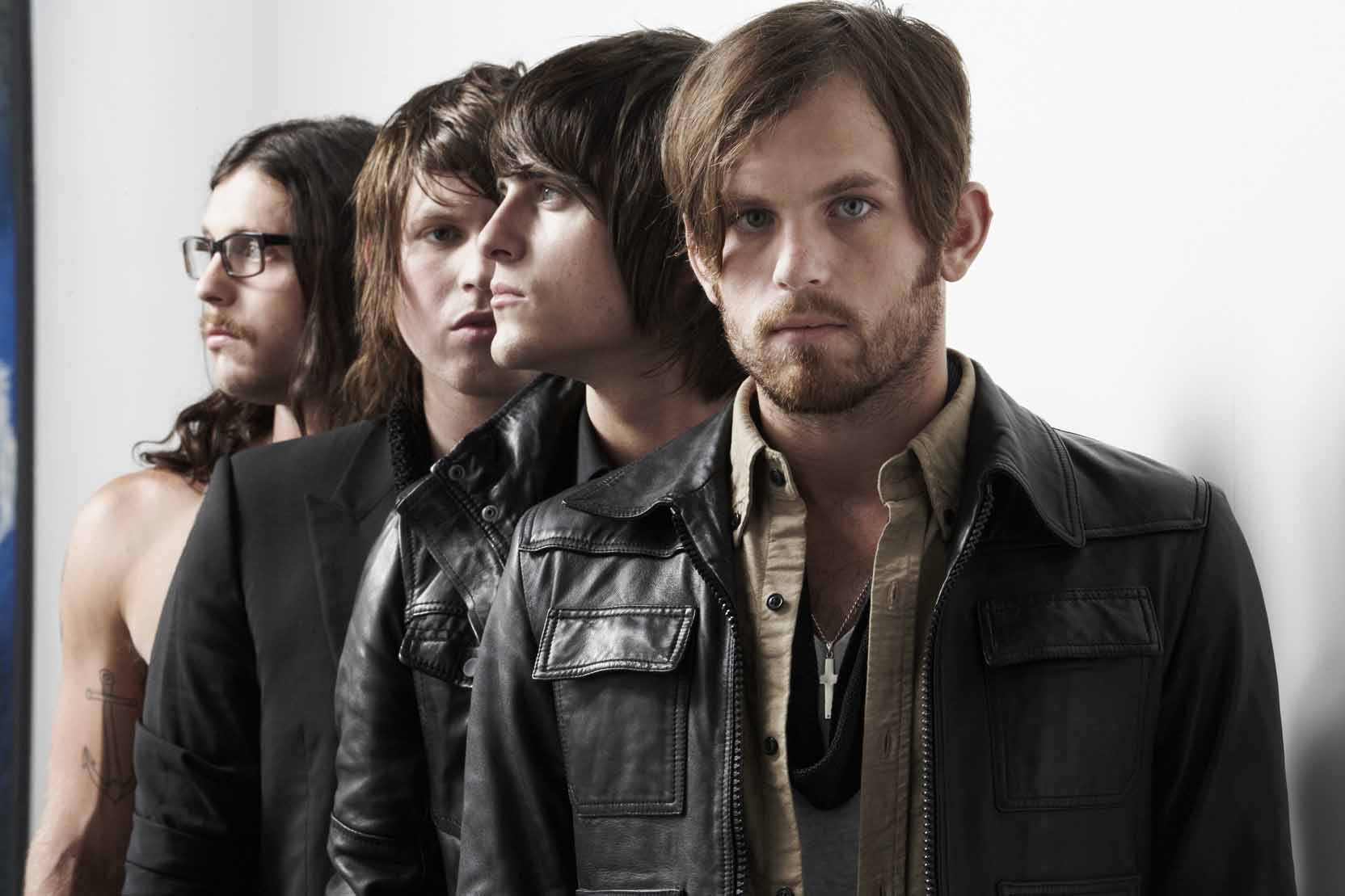 Kings of Leon Wait for Me 2013