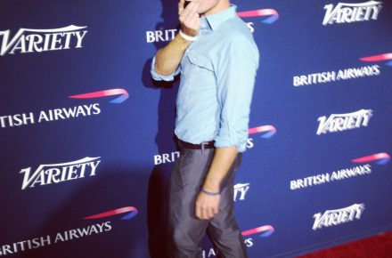 British Airways A380 Launch Party Los Angeles