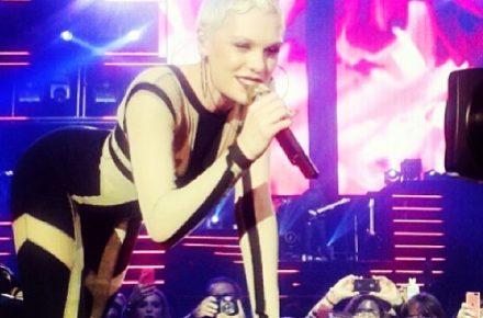 Jessie J in concert