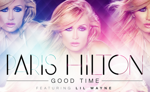 Paris-Hilton-Good-Time-2013