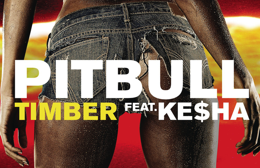 Timber Kesha Pitbull 2013