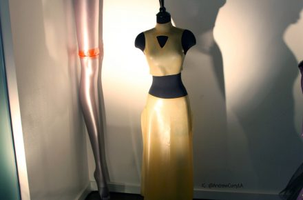 Lady Gaga ARTPOP Gallery Los Angeles 2013
