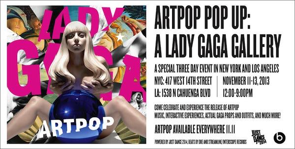 Gaga-popup-store