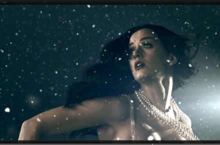 Katy Perry Unconditionally Music Video