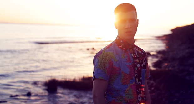 Frankmusik Ephemeral Summer video