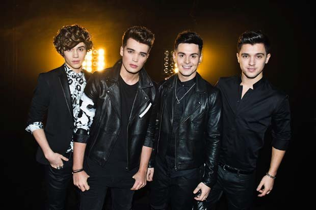 Union J Loving You Is Easy