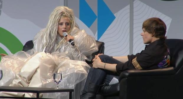 Lady Gaga SXSW Keynote Interview
