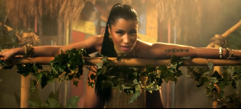 "Nicki Minaj - ""Anaconda"" Music Video Premiere. – Beats4LA"
