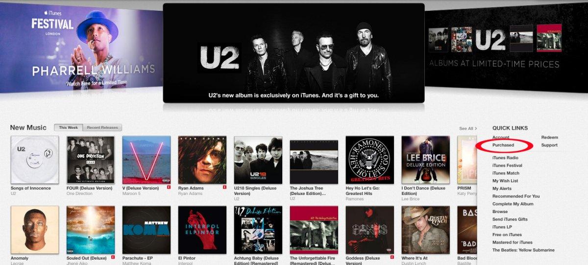 u2 album removal 1