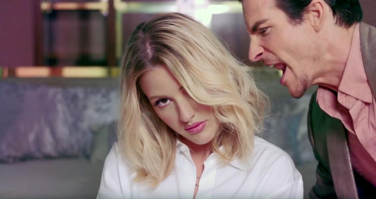 "Ellie Goulding - ""On My Mind"" Music Video Premiere – Beats4LA"