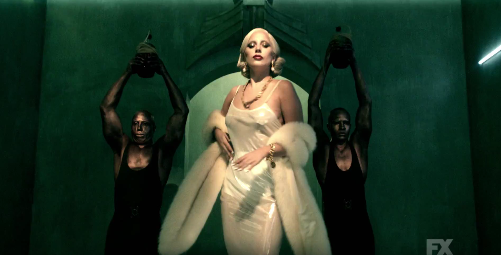 Lady Gaga - American Horror Story - HOTEL Promo Clip ...